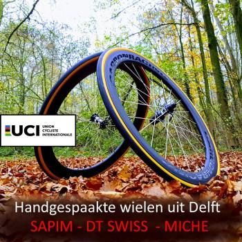custom wielen uit Delft