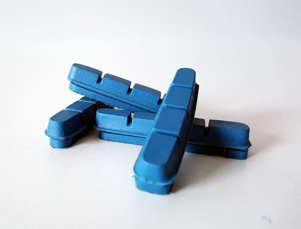 Remblokken voor carbon velgen. geschikt voor Shimano velgremmen.