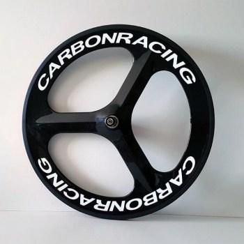 TT3 tri spoke achterwiel