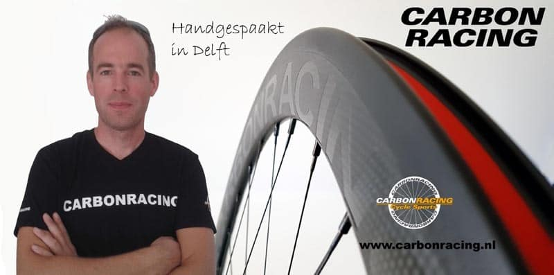 CARBONRACING Handgespaakt in Delft