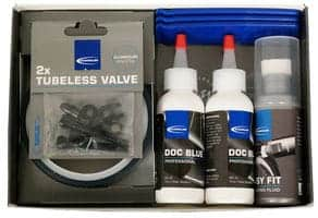 Schwalbe tubeless ready kit