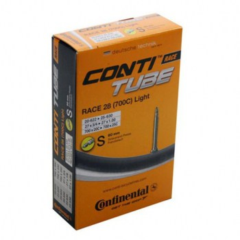 Continental Race Light Binnenband - de lichtste latex binnenband
