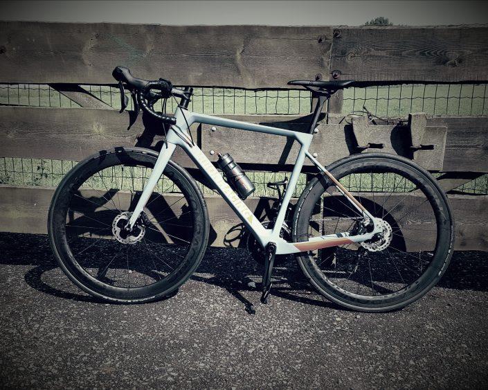 fiets LD met schijfremmen