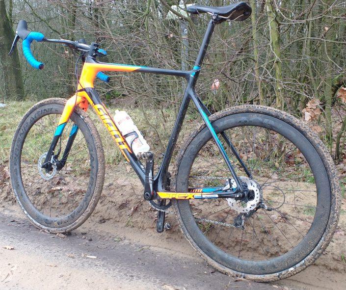 cx fiets dt350 50mm tubeless 28 plat