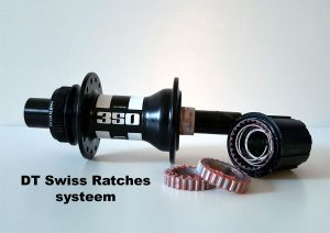 DT Swiss ratches systeem