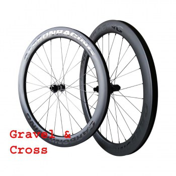 GX55 gravel en cross