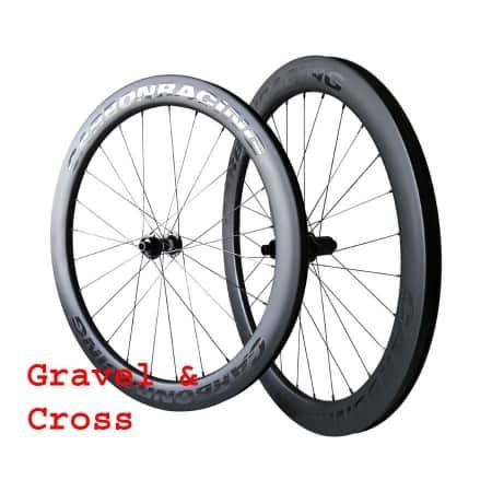 GX55 gravel en cross