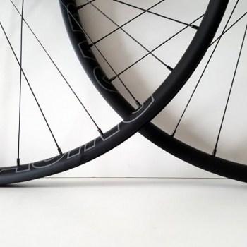 Carbon 29er MTB velgen grijs logo