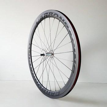 handbike wiel direct klaar voor bevestigen met 1/2 bout