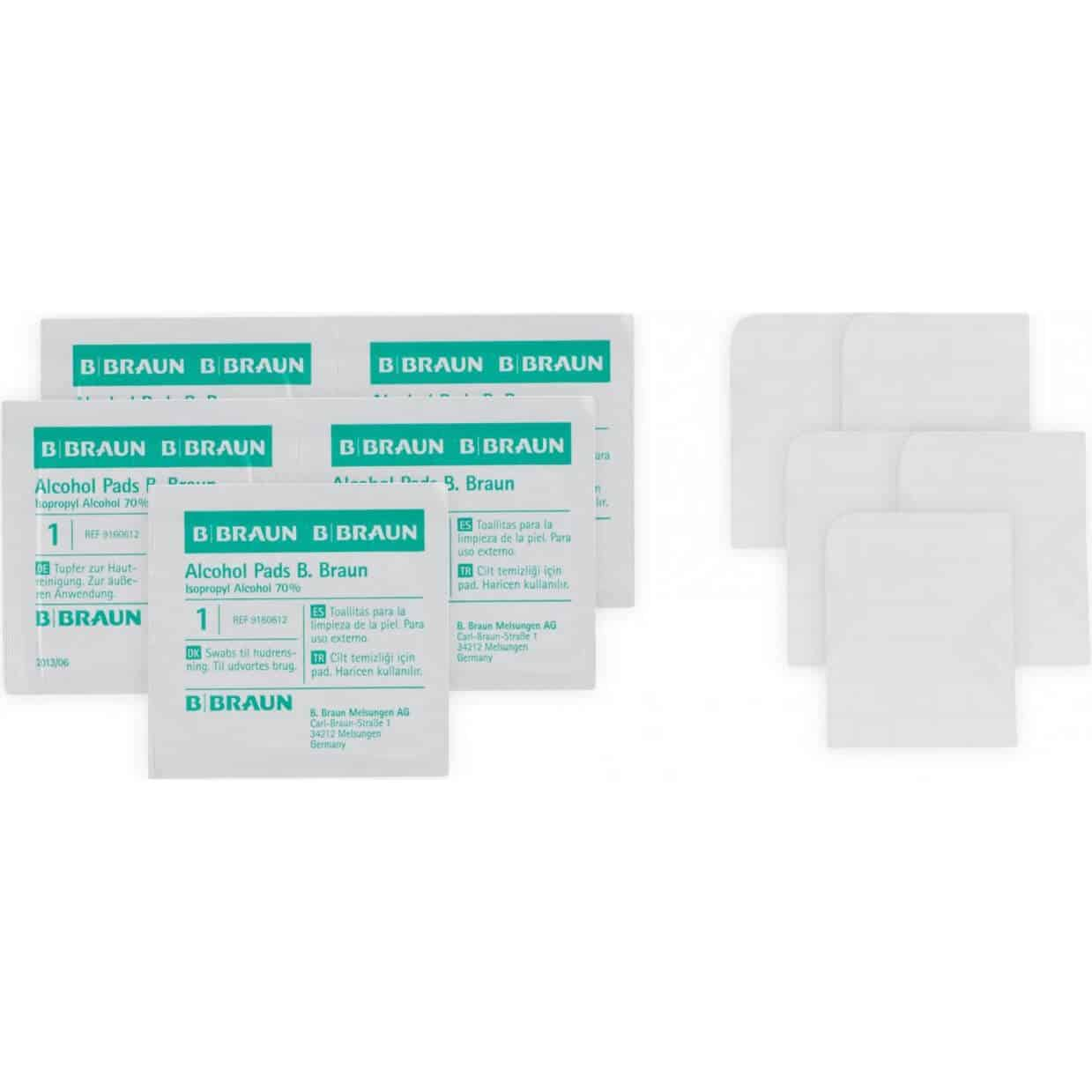 tubolito reparatie kit met 5 patches