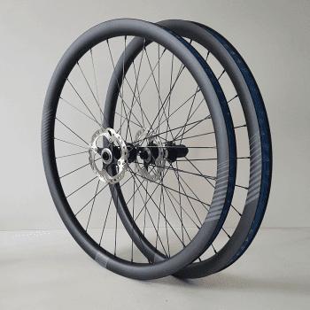 GX5-35 gravel wielset voor remschijven